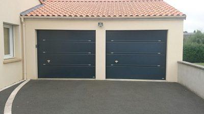 porte de garage sectionnelle_Hormann