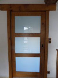 porte intérieure coulissante 2