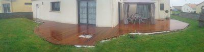 terrasse bois exotique IPE_